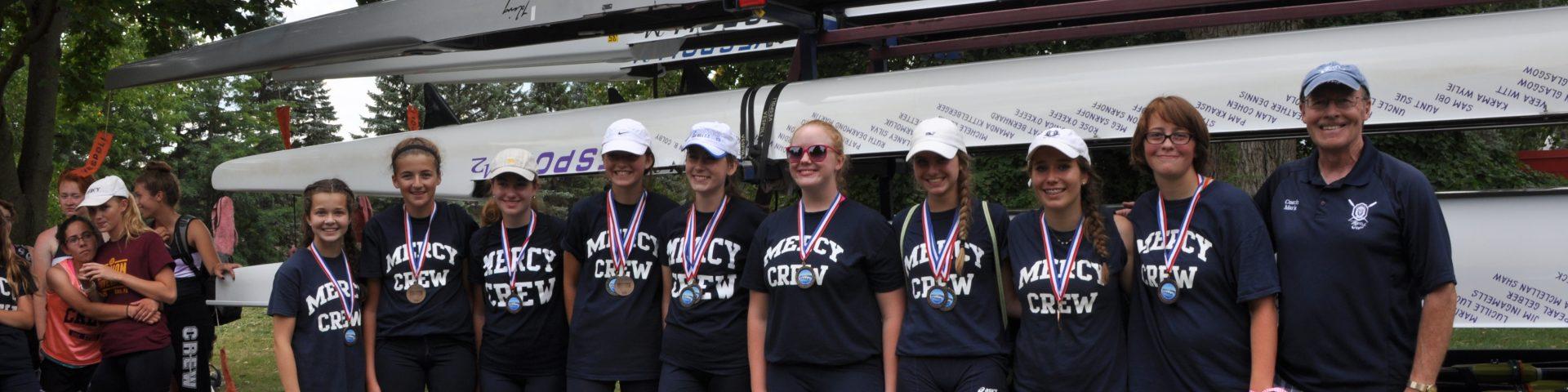 Mercy Crew Team