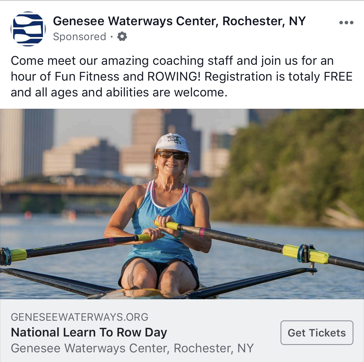 Summer Rowing Opportunities – Our Lady of Mercy Crew